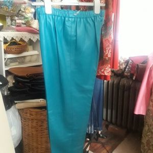Siena Leather Pants